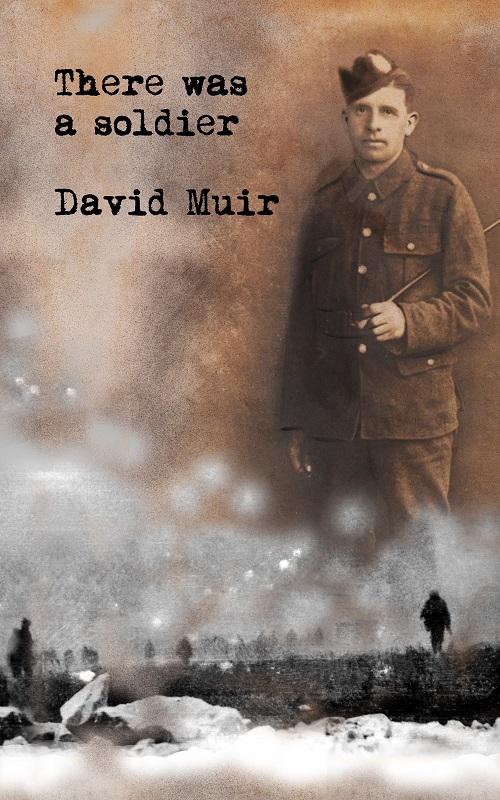 Book cover for There was a Soldier